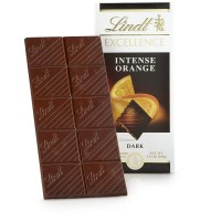 Chocolate Lindt Dark Intense Orange - 113