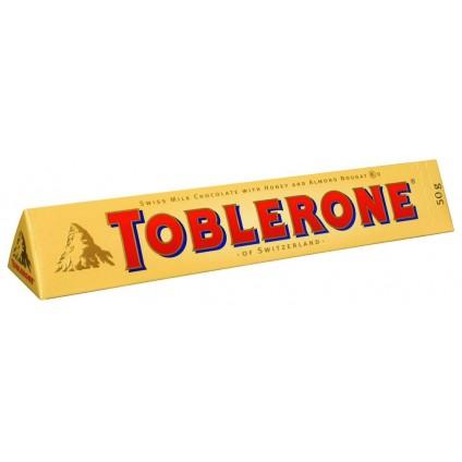 Chocolate sữa Toblerone 50g - 3180