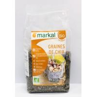 Hạt chia hữu cơ Markal 250g - Pháp