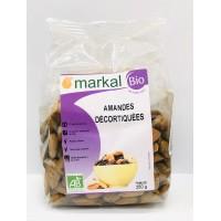 Hạt hạnh nhân hữu cơ Markal 250g