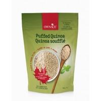 Hạt Diêm Mạch Puffed Quinoa Ownace 200g