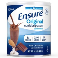 Sữa Ensure lon Chocolate 400g
