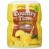Bột chanh Country Time Lemonade 538g - 3192