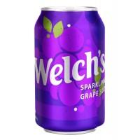Nước ngọt có gas Welch's (lon) - 179